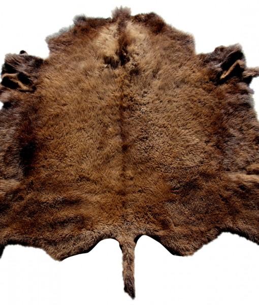 Buffalo Hide Rug Home Decor