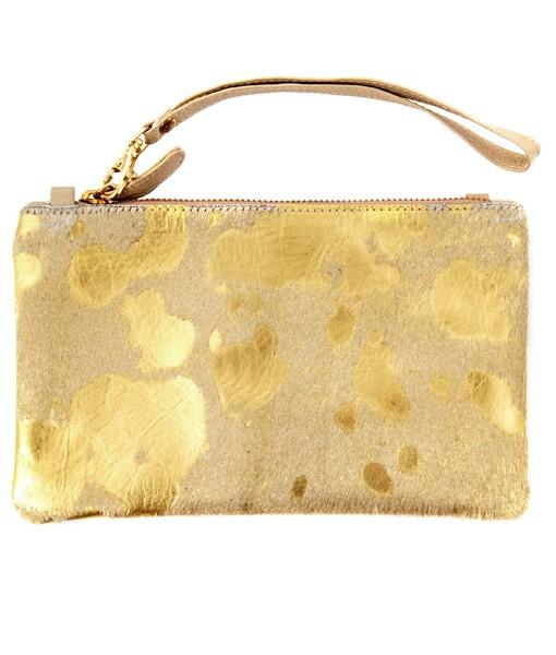 carol bag nguni gold