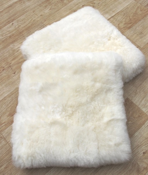 ijslands lamsvacht kussen
