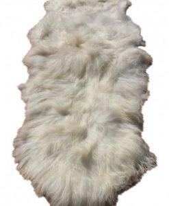 eco ijslands schapenvacht tapijt