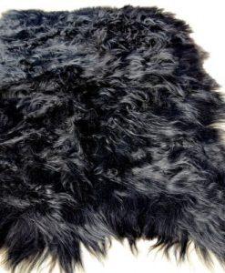 vloerkleed-zwart-schaqpenvacht-langharig-