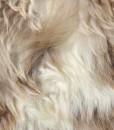 schapenvachtkussen detail