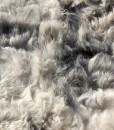 detail schapenvacht