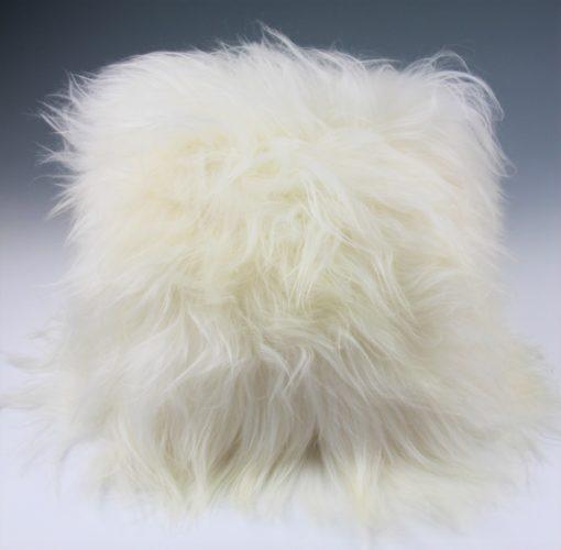 kussen-langhaar-schapenvacht-wit