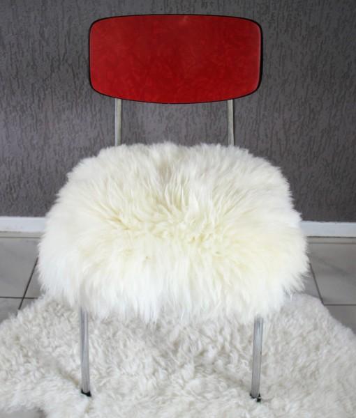 sheepskin chairpad UK natural