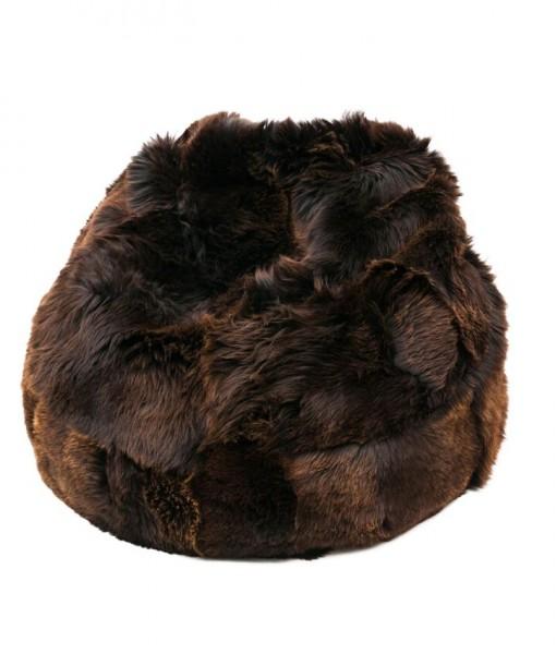 irish brown beanbag
