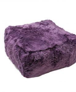 Cowhide And Sheepskin Cushions Rugs
