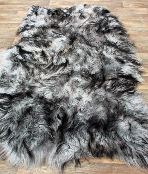 schapenvacht tapijt vloerkleed