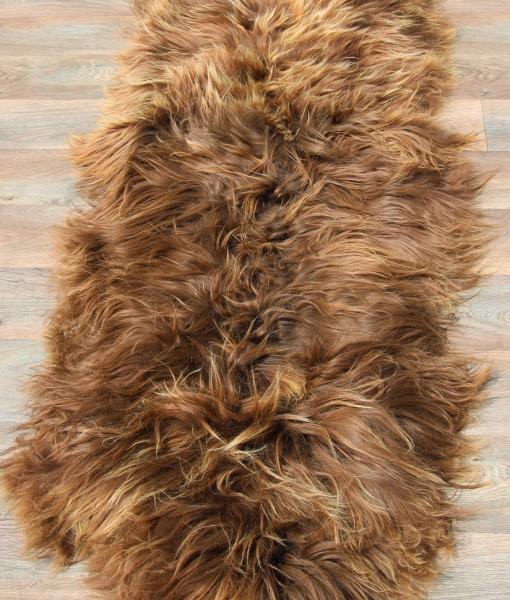 schapenvacht tapijt B2B Rusty