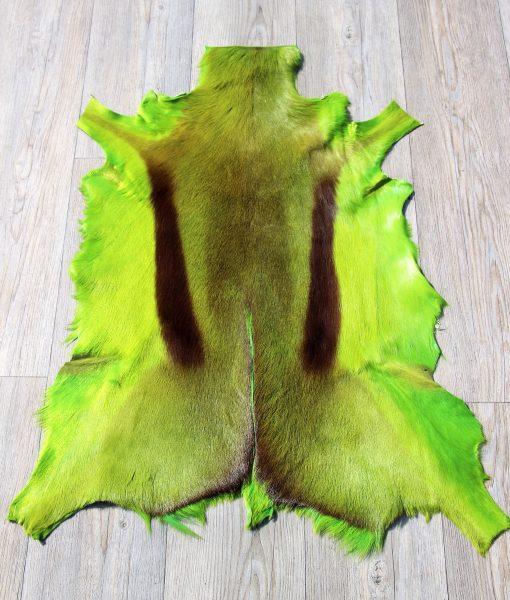 springbokhuid-vel-vacht-groen