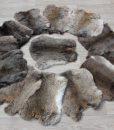 konijnenvel-wildkleur-L