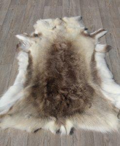 rendier-vacht- grijs-bruin