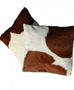 cowhide and sheepskin cushions Rugs and Poufs