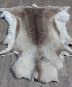 rendiervel-bruin-grijs-noorwegen-