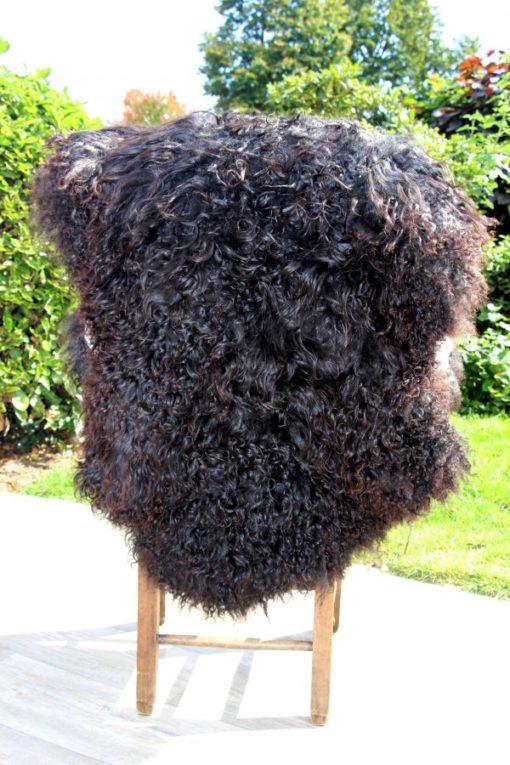 gotlandse-schapenvacht-zwart-grijs-bruine-wol-