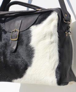 reistas-travelbag-weekendtas-leder-koeienhuid.