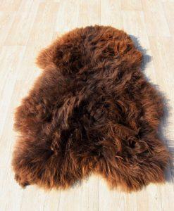 schapenvacht-bruin-dikke wolvacht