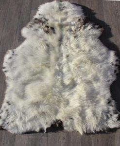 Schapenvacht-gevlekt-97cm x 75cm--schapenvel