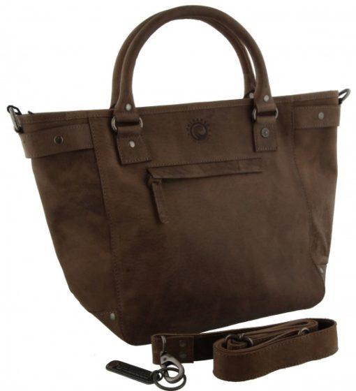 W-H6.2 Bag Calgory Taupe 45x29x15cm