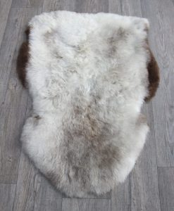 schapenvacht-grijs- Merk-Donja -HD- Knuffel- zachte- lamsvacht.