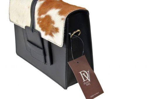 tasje-bloktas-koeienhuid-leder-zwart