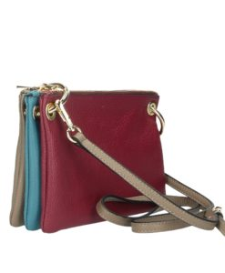 leather bag--tristana-italian design