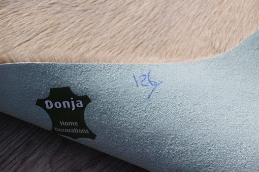 koeienhuid-champagne-ivoorkleur nr 126.