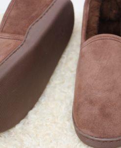 pantoffels-pantoffels-schapenvacht-bruin-met-soepele-zool-