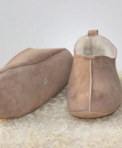 pantoffels-schapenvacht-bruin