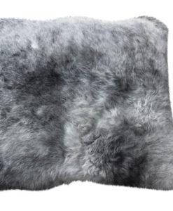 kussen-schapenvacht-lamsvacht-grijs-