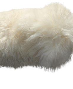 kussen-schapenvacht-langhaar-wit-
