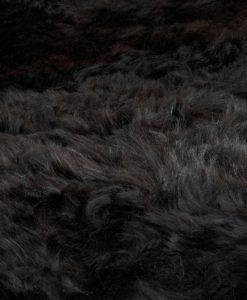 schapenvacht-kleed-tapijt-zwart-bruin--©-foto. (2
