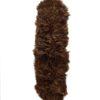 duo-schapenvacht-kleed-tapijt-bruin-ijsland-langhaar