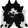 kuhfell-koeienhuid-tapijt-cowhide-XL 26 -zwart-wit-