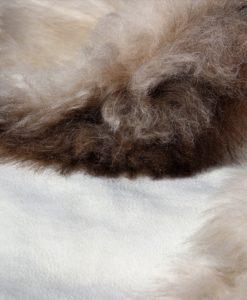 Zachte IJslandse schapenvacht, ook geschikt voor baby