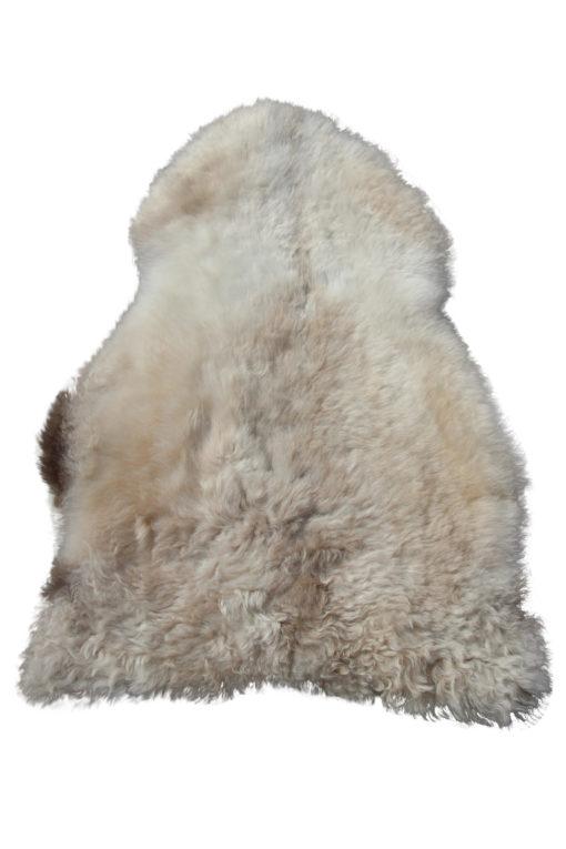 Zachte IJslandse schapenvacht