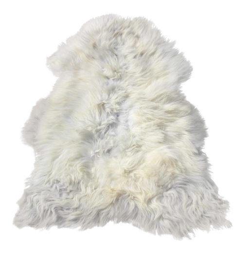 grote schapenvacht offwhite grijs