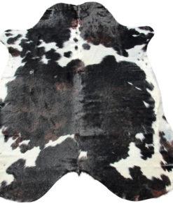 Normandische driekleur koeienhuid