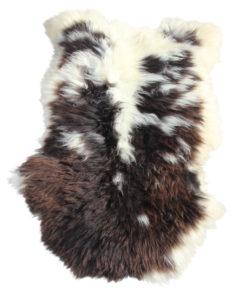 Bijzonder mooie,grote schapenvacht met dikke wol nr.103