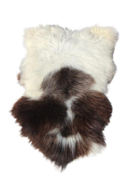 Bijzonder mooie,grote schapenvacht met dikke wol nr.92
