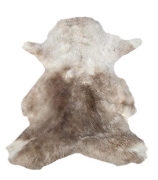schapenvacht-lamsvacht -taupe-zachte wol-