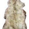 schapenvacht ivoor/taupe kleur 4033.