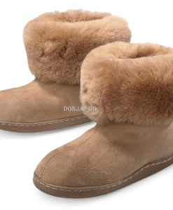sheepskin-slippers-100%-real-for-kids