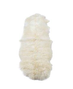 schapenvacht tapijt duo-wit-ivoor-