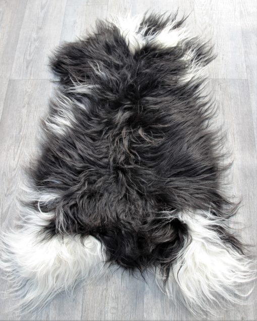 schapenvacht-zwart-wit-