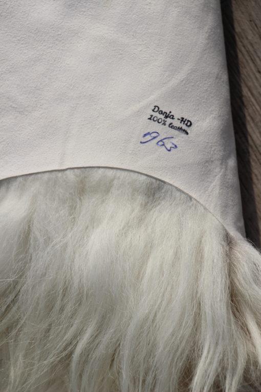 IJslandse schapenvacht met super zachte wol.