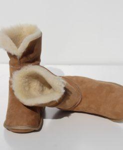 pantoffels-schapenvacht-omslagrand-hoog-