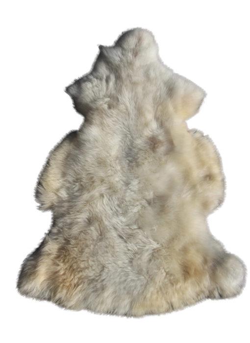 zachte schapenvacht Maat s Room/ivoorkleur