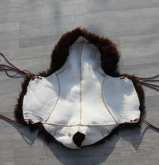 western-rijzadel-schapenvacht-hoes-