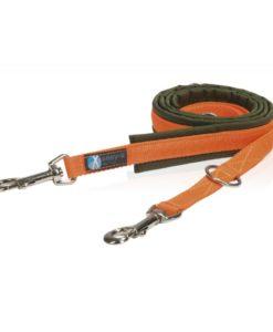 annyx-hondenriem-leiband-op lengte-verstelbaar-